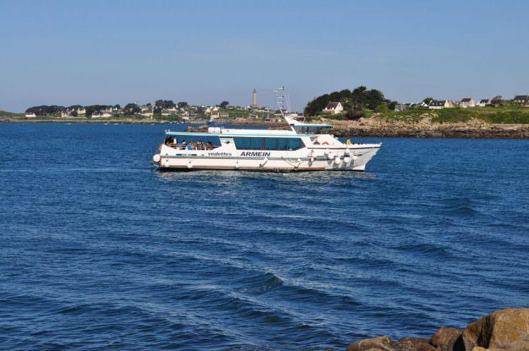 Bateau île de Batz