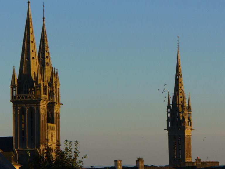 Les tours de Saint-Pol