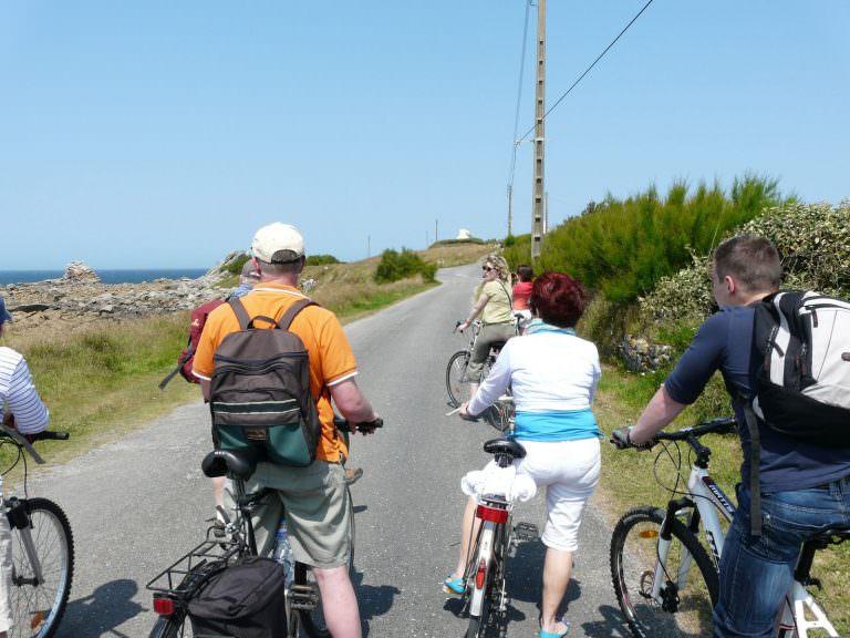 Vélo-découverte de Plouescat