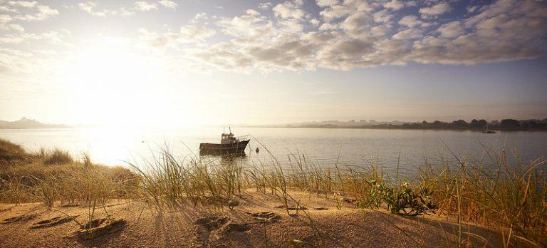 Baie du Kernic Plouescat. Crédits photos A. Lamoureux