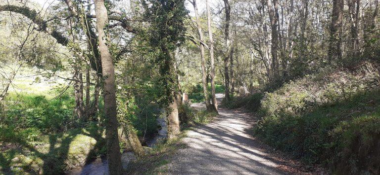 Plounevez Lochrist- vallée de pont d'arm- Crédit photos P. Mellouet