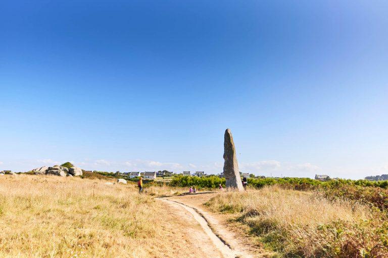 Menhir de Camlouis