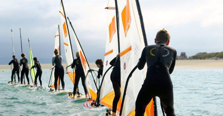 Cleder-club nautique-S. Le Grand