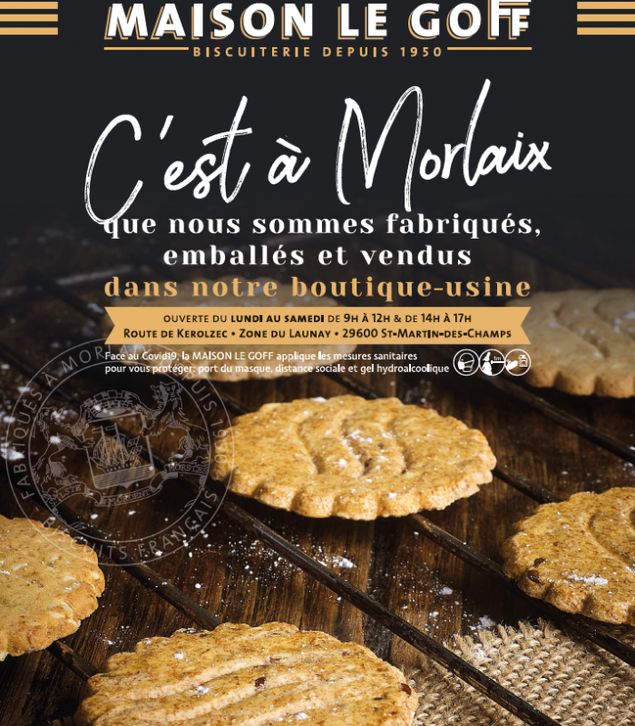 Le Goff Biscuiterie