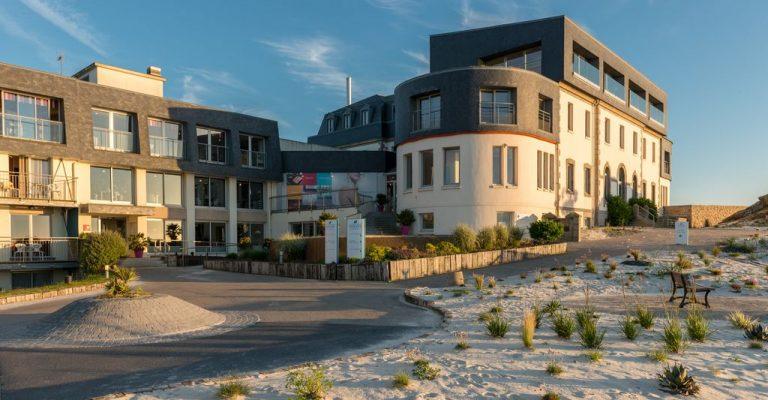 France, Finistère (29), Roscoff, l'Hôtel Roscoff Spa Thalasstonic // France, Finistere, Roscoff, the Hotel Roscoff Spa Thalasstonic